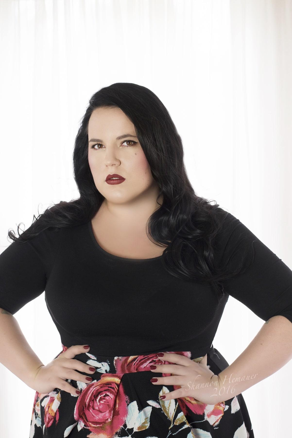 Professional hair and makeup artist Caitlin Harlin Carlisle PA Shannon Hemauer Photography
