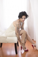Boudoir and Contemporary Glamour Portrait Photographer Shannon Hemauer Carlisle PA