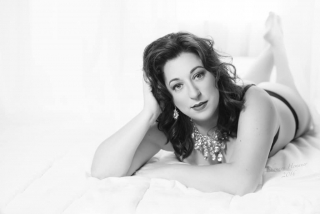 Boudoir and Contemporary Glamour Portrait Photographer Shannon Hemauer Hershey PA