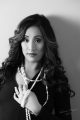 Bridal Boudoir and Contemporary Glamour Portrait Photographer Shannon Hemauer Carlisle PA