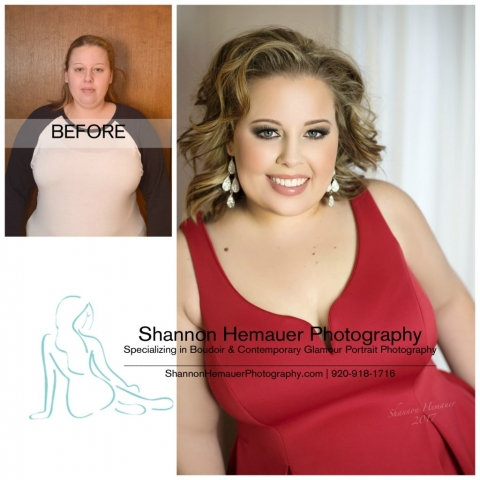 Boudoir and contemporary glamour portrait photography Shannon Hemauer Dillsburg PA