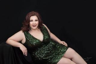 Shannon Hemauer boudoir and contemporary glamour portrait photography Glen Rock PA
