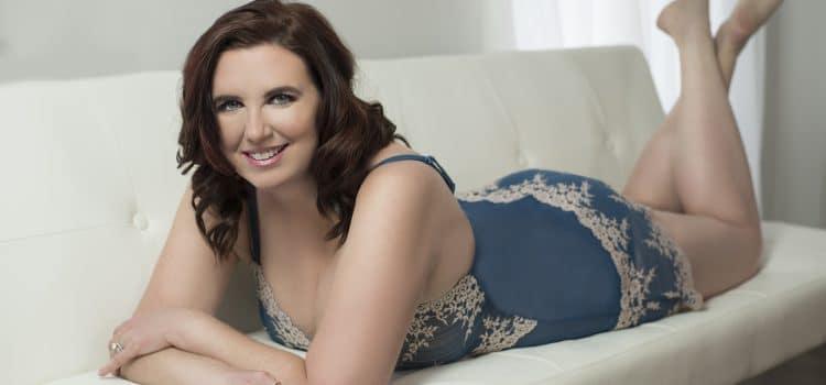 Michelle   Boudoir   Lancaster PA